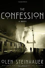 THE CONFESSION by Olen Steinhauer