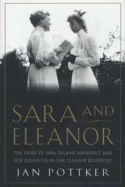 Cover art for SARA AND ELEANOR