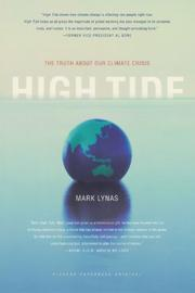 Cover art for HIGH TIDE