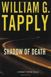 SHADOW OF DEATH by William G. Tapply
