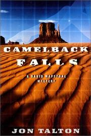 CAMELBACK FALLS by Jon Talton
