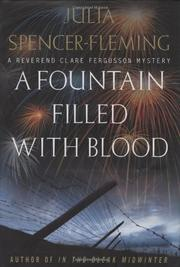 Cover art for A FOUNTAIN FILLED WITH BLOOD