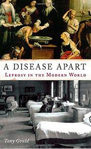 Cover art for A DISEASE APART