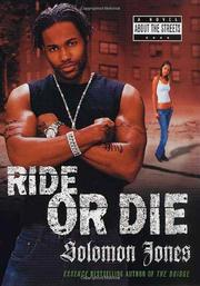 RIDE OR DIE by Solomon Jones