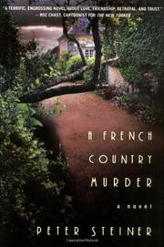 Cover art for A FRENCH COUNTRY MURDER