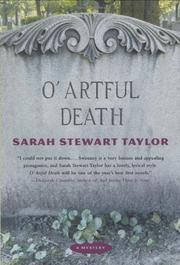 O' ARTFUL DEATH by Sarah Stewart Taylor