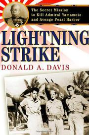 LIGHTNING STRIKE by Donald A. Davis