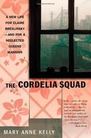 Book Cover for THE CORDELIA SQUAD