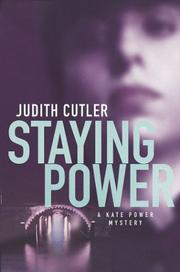 STAYING POWER by Judith Cutler