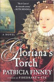 GLORIANA'S TORCH by Patricia Finney