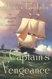 THE CAPTAIN'S VENGEANCE by Dewey Lambdin