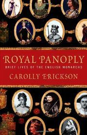 Cover art for ROYAL PANOPLY