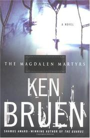 THE MAGDALEN MARTYRS by Ken Bruen