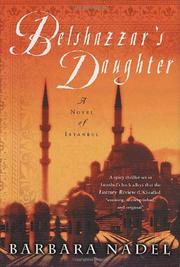 Cover art for BELSHAZZAR'S DAUGHTER
