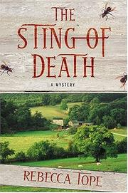 Book Cover for THE STING OF DEATH