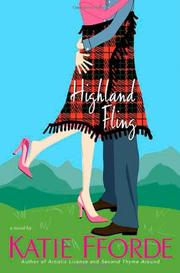 Cover art for HIGHLAND FLING