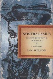 Cover art for NOSTRADAMUS