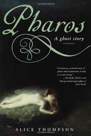PHAROS by Alice Thompson