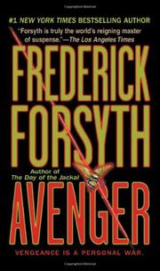 Book Cover for AVENGER