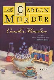 THE CARBON MURDER by Camille Minichino