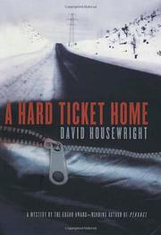 Cover art for A HARD TICKET HOME