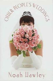 Cover art for OTHER PEOPLE'S WEDDINGS