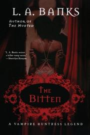 Cover art for THE BITTEN