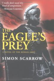 THE EAGLE'S PREY by Simon Scarrow