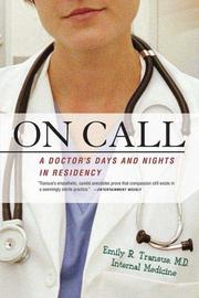 Book Cover for ON CALL