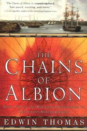 THE CHAINS OF ALBION by Edwin Thomas