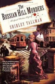 THE RUSSIAN HILL MURDERS by Shirley Tallman