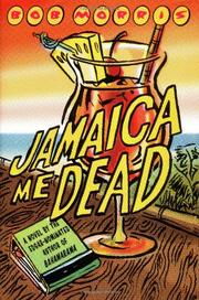 Book Cover for JAMAICA ME DEAD