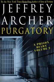 PURGATORY by Jeffrey Archer