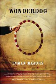 WONDERDOG by Inman Majors