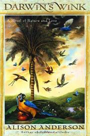 DARWIN'S WINK by Alison Anderson