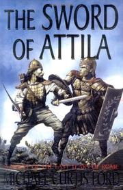 Cover art for THE SWORD OF ATTILA