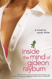Cover art for INSIDE THE MIND OF GIDEON RAYBURN