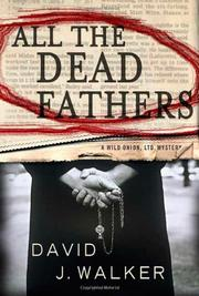 Cover art for ALL THE DEAD FATHERS