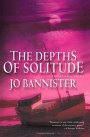 THE DEPTHS OF SOLITUDE by Jo Bannister