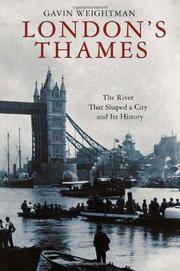 Book Cover for LONDON'S THAMES