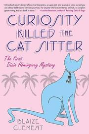 Cover art for CURIOSITY KILLED THE CAT SITTER