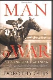 Cover art for MAN O' WAR