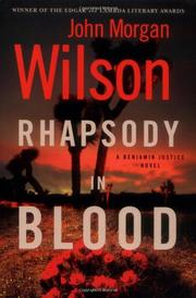 Cover art for RHAPSODY IN BLOOD