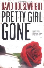 PRETTY GIRL GONE by David Housewright