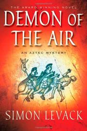 DEMON OF THE AIR by Simon Levack