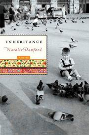 INHERITANCE by Natalie Danford