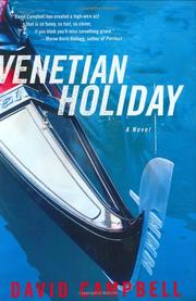 Cover art for VENETIAN HOLIDAY