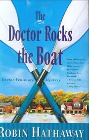 Book Cover for THE DOCTOR ROCKS THE BOAT