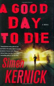 Book Cover for A GOOD DAY TO DIE