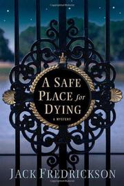 Cover art for A SAFE PLACE FOR DYING